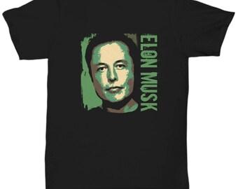 Green Elon T-Shirt - Mug