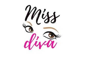 Miss Diva Digital File