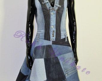 Rokk Unique 1 Jeans dress