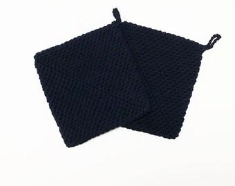Crochet, Pot Holder, Hot Pad, Homemade, Kitchen Accessories