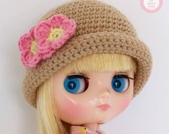 Hat for Blythe Middie/Middie Blythe hat