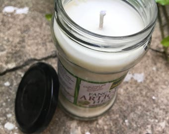 Summer Harvest Soy Wax Candle