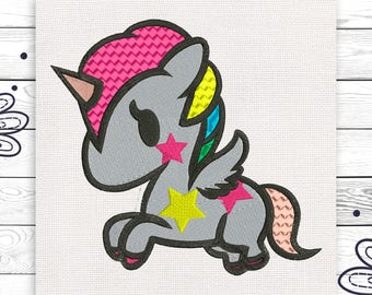 Unicorn embroidery Discount 10% Machine Digital embroidery design 4 sizes INSTANT DOWNLOAD EE5089