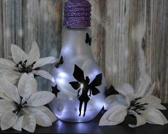 fairy light,fairy lightbulb, night light, fairy lights, home decor,wedding decor, fairy lovers, unique gift