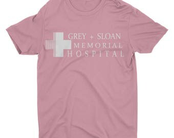 Grey Sloan Memorial Hospital. Grey's Anatomy. Greys Anatomy Shirt. Meredith Grey.