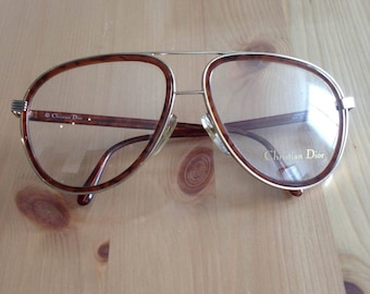 Vintage Christian Dior 2526 Sunglasses Demo lens