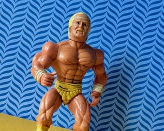 1980 Hulk Hogan Action Figure / Vintage