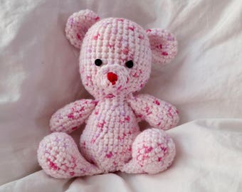 Pink teddy bear