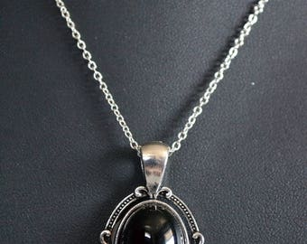 ONYX bead pendant