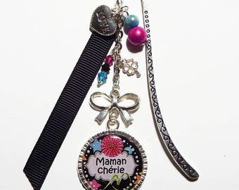 """Bookmarks MOM """"Mother"""" / / personalized gift/birthday/mother's day"""