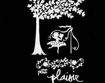 scrapbooking tree cut-outs set baby girl dress flower border Word flower fairy princess birthday embellishment