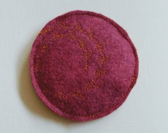 Catnip Toy - Made with Merino Wool Blend and Organic Catnip - Handmade with Love!