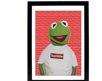 Kermit super Supreme