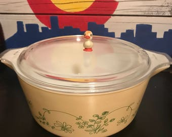 Pyrex Shenandoah 1.5 Liter Casserole Dish with Lid