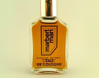 Vintage Mini Perfume Marbert Man 10 ml 0.33 oz Eau de Cologne