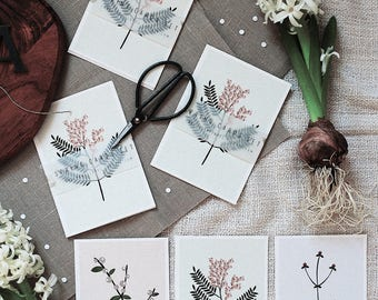 Flowers - Postcard Set