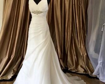 Jewel' Bridal Gown
