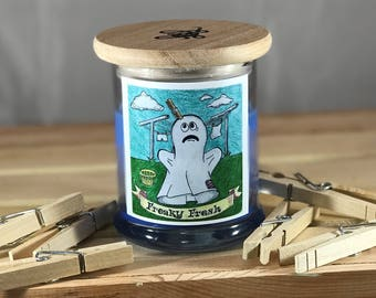 Freaky Fresh Scented Candle