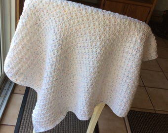 Adorable Confetti Baby Afghan