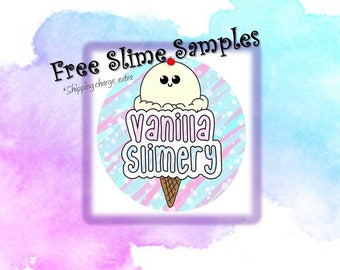 Free Slime Samples | 2oz | Shipping Charge Extra