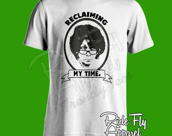 RECLAIMING MY TIME Maxine Waters Tee T-shirtT