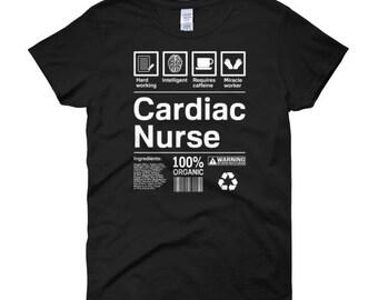 Cardiac Nurse Women's T-Shirt
