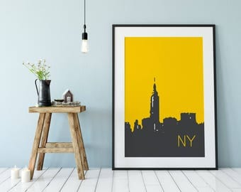 NYC Art, New York City Art, Digital Prints, Print New York, NYC