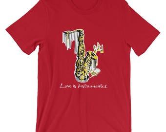 Love is Instrumental Sax