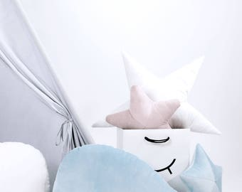 Bubble Whale - Whale Pillow - Stuffed Animal - Plush Toy - Nursery Decor - Baby Pillow - Decorative Pillows - Kids Gift - Toys - Baby Shower