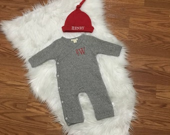 Nebwborn boy coming home outfit, Newborn Boy Gift, Newborn Baby Boy Outfit