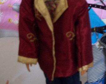 Ken Smoking jacket outfit 209K