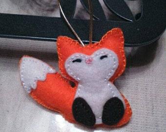 Decorative Fox felt