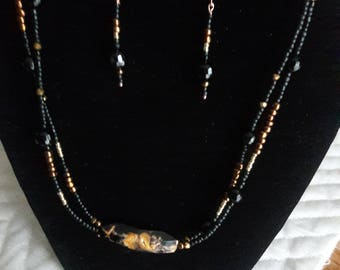 Black Panther Necklace 2