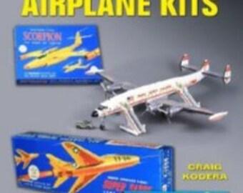 Collecting Vintage Plastic Model Airplane Kits by Craig Kodera