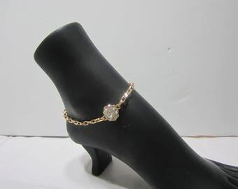 Metal Ankle Bracelet