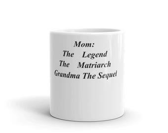Cool And  Funny Mom  Coffee Mugs