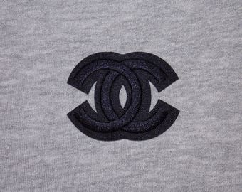 2.3in*1.8in Embroidered Iron On Patch Application Iron On Patch Sew On Emblem Patch Badge