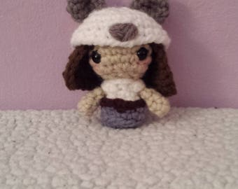 Crochet Chibi Doll