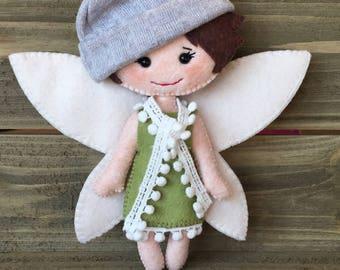 Snowberry Fairy