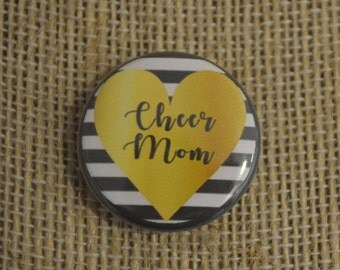 Cheer Mom Heart