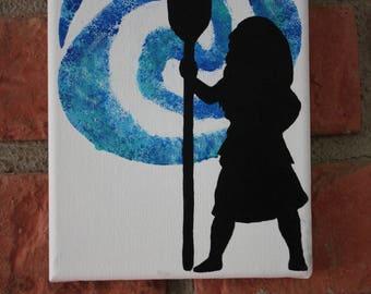 Disney's Moana Painting