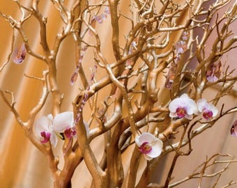Tree branch wedding centerpiece | Etsy