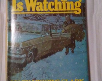 A Stranger is Watching, by Mary Higgins Clark