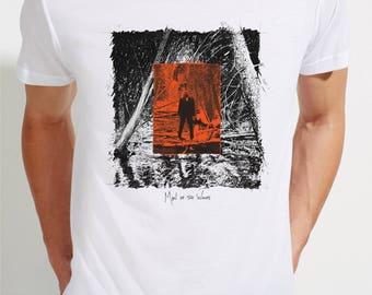 T-SHIRT MAN of the WOODS / tshirt music / tee album / tshirts filthy / tees lovers / tshirt gift / fans / fashion / justin timberlake