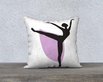 Decorative pillow cover, pillow for kids, nursery illustration, yellow, black, white, cushion, pillows