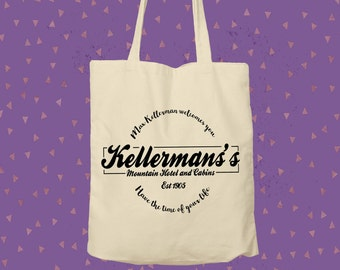Give a tote a loving home / Kellerman's tote bag / shopping bag