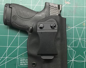 Smith and Wesson Shield 9mm/40 IWB Concealed Carry Kydex Holster