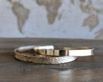 The Road Less Traveled Cuff Bracelet
