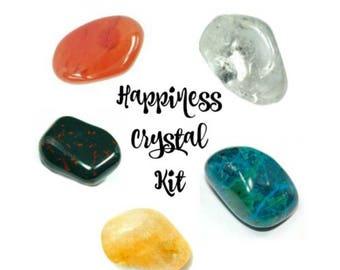 Happiness Crystal Kit