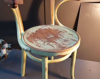 Thonet Bentwood Painted Chair